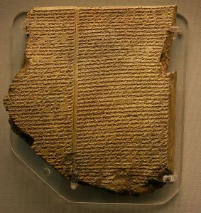 floot tablet gilgamesh