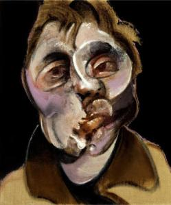 Francis Bacon, Self Portrait 1969