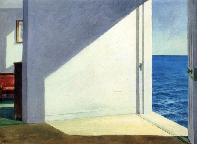 hopper rooms by the sea
